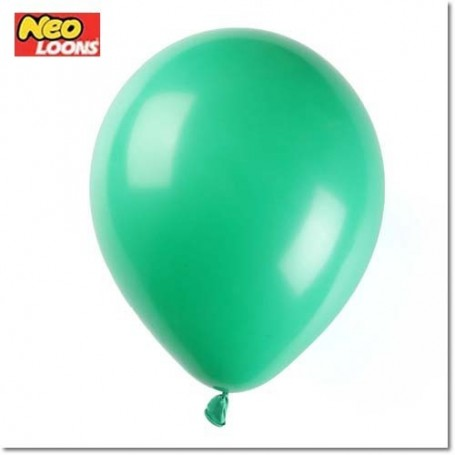 韓國NEO10吋標準淺綠色圓氣球 for Imported Latex Balloons - Candy Corner Decoration