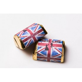 England Style HERSHEY'S Wedding Chocolate