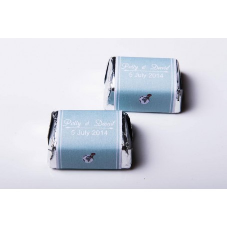Personalized Design Hershey's Chocolate   Wedding Chocolate for Personalized Hershey's Wedding Chocolate  - Candy Corner Deco...