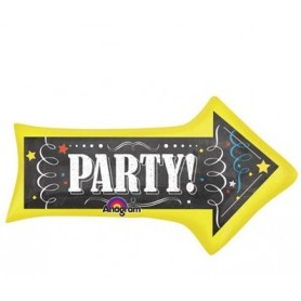 Party 鋁箔氣球 for Birthday Party Balloon - Candy Corner Decoration