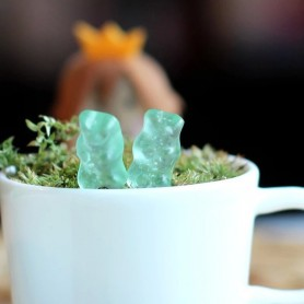 Bear mint gummy for Gummy - Candy Corner Decoration