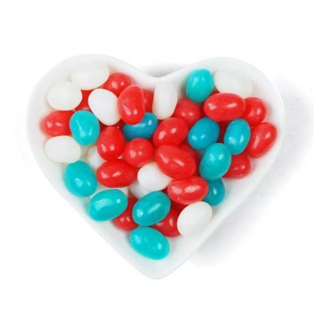 Jelly Beans Strawberry Cherrie Grape Peach Mix for Jelly Beans - Candy Corner Decoration
