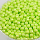 Sugar Candy Beads - Lime Green