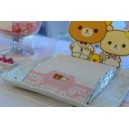 Personalized Design Rilakkuma MEIJI CHOCOLATE BAR / Wedding Chocolate
