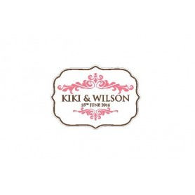 婚禮LOGO設計 - Wedding Logo Design003適用於婚禮LOGO設計 - Candy Corner Decoration