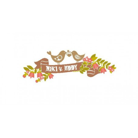 婚禮LOGO設計 - Wedding Logo Design007適用於婚禮LOGO設計 - Candy Corner Decoration