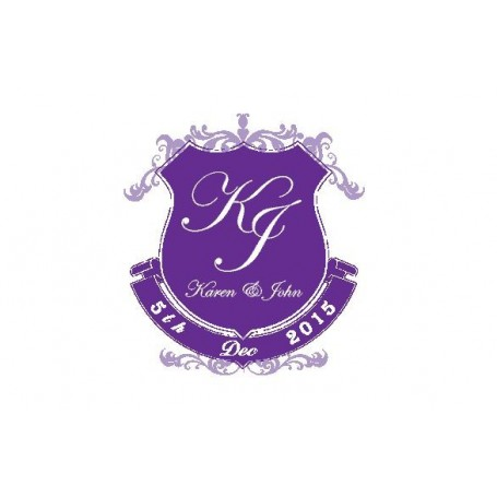 婚禮LOGO設計 - Wedding Logo Design010適用於婚禮LOGO設計 - Candy Corner Decoration
