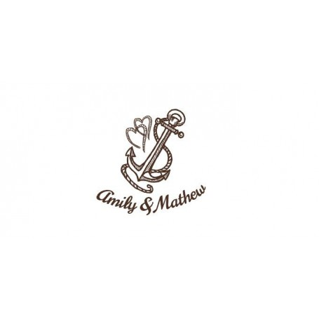 婚禮LOGO設計 - Wedding Logo Design028適用於婚禮LOGO設計 - Candy Corner Decoration