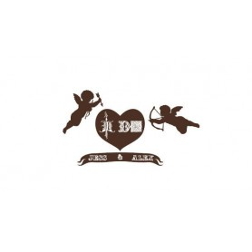 婚禮LOGO設計 - Wedding Logo Design029適用於婚禮LOGO設計 - Candy Corner Decoration