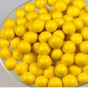 Milk Chocolate Malt Balls  – Yellow