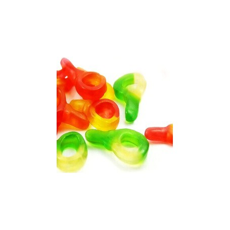 Czech Republic Park Lane CLEAR DUMMIES GUMMY CANDY 405g for Gummy - Candy Corner Decoration