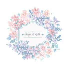婚禮LOGO設計 - Wedding Logo Design037適用於婚禮LOGO設計 - Candy Corner Decoration