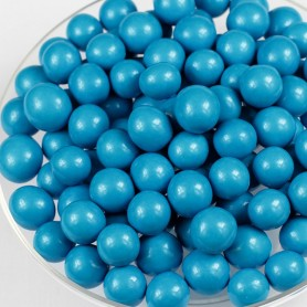 Milk Chocolate Malt Balls – Royal Blue for Sugar Chocolate - Candy Corner Decoration