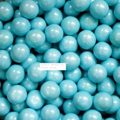 Tiffany Blue Color Pearly Milk Chocolate