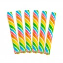 Sweet Spindles Mini Hard Candy Sticks - Rainbow