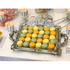 Mini Macaron 40 pcs for Mini Macaron  Wholesale and Retail - Candy House Candy Kingdom