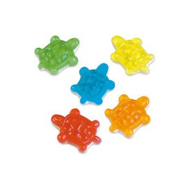 Spain Fini Turtles Gummy for Gummy - Candy Corner Decoration