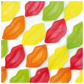 Spain Fini Lips Gummy for Gummy - Candy Corner Decoration