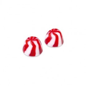 Spain Fini Strawberry Twisty Kisses Gummy for Gummy - Candy Corner Decoration