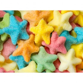 Spain Fini Sea Stars Gummy for Gummy - Candy Corner Decoration