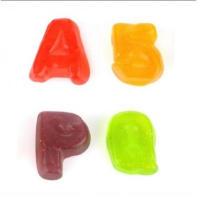 Digital Letter Gummy 430g for Gummy Wholesale and Retail - Candy House Candy Kingdom