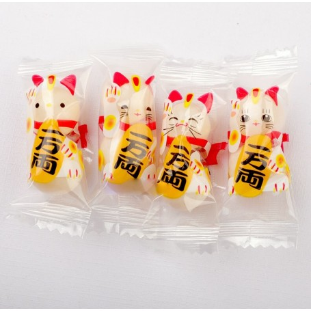 Lucky Cats Fruit Hard Candy for Chinese New Year Candy Wholesale and Retail - Candy House Candy Kingdom