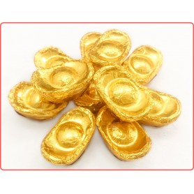 Chinese New Year Gold Ingot Chocolate for Chinese New Year Candy Wholesale and Retail - Candy House Candy Kingdom