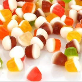 Double-Layered Fruit Gummy 265g for Gummy - Candy Corner Decoration