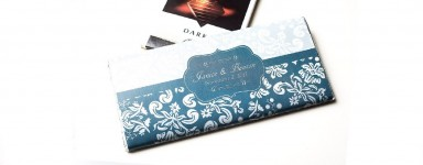 Personalized Design Lindt Switzerland Chocolate Bar | Wedding Chocolate Bar