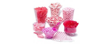 Pink Color Series of Candy