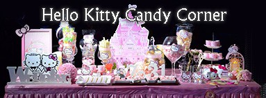 Hello Kitty Candy Corner