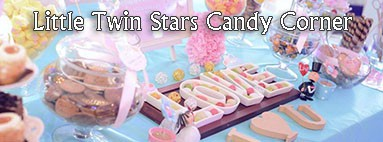 Little Twim Stars Candy Corner