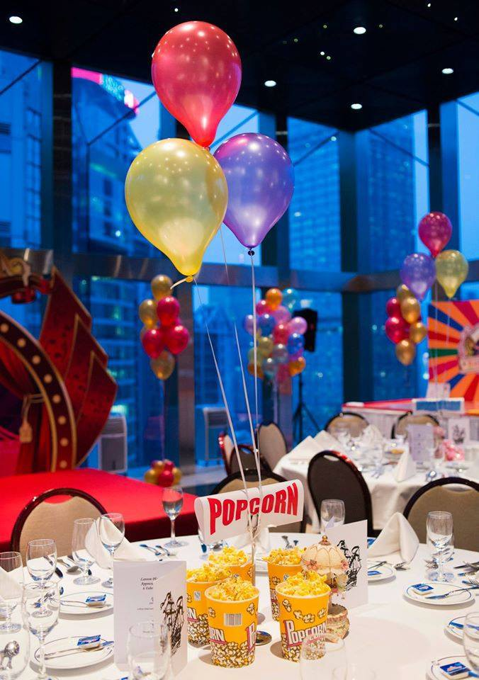 Company / Enterprise / Corporate / Christmax / X'mas / Annual Dinner / Private Party Candy Corner