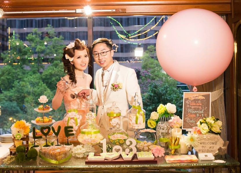 Candy Corner / Candy Bar Professional On-site Services at 富豪九龍酒店 Candy Corner Theme: Vintage feel