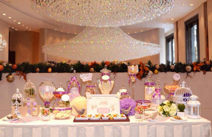 Candy Corner / Candy Bar Professional On-site Services at Harbour Grand Hong Kong Candy Corner Theme: 貓頭鷹主題